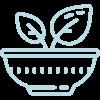 nutrition programs icon